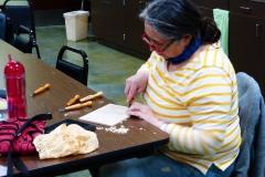 Block Printing Class 2017 - Carving