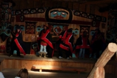 Story Telling and Dance in the Clan House