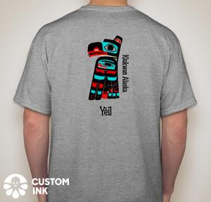 Tlingit Raven Shirt