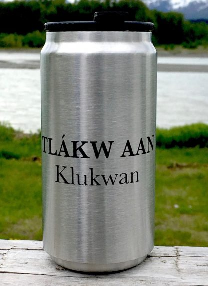 klukwan travel coffee mug